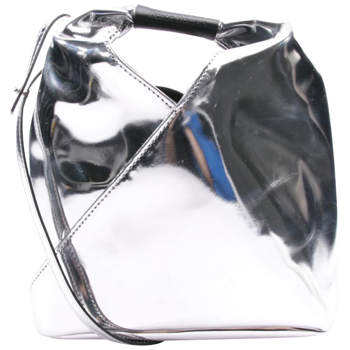 Maison Martin Margiela \N Handtasche in  Metallic Synthetik