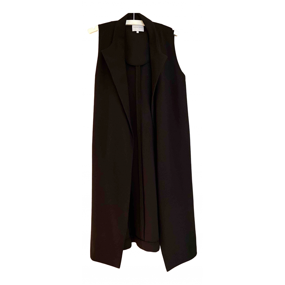 Second Female N Black jacket for Women S International