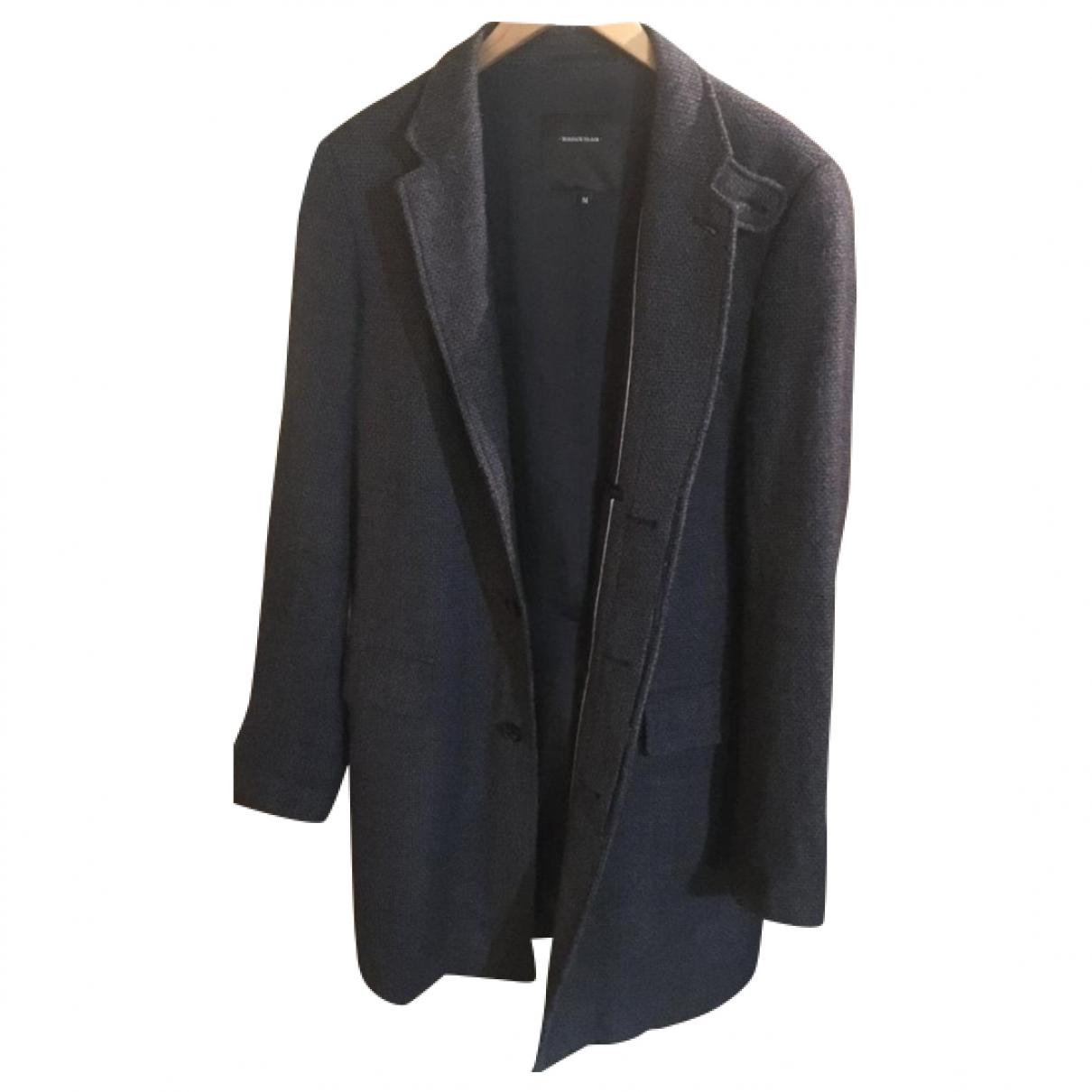 Surface To Air - Manteau   pour femme en tweed - anthracite