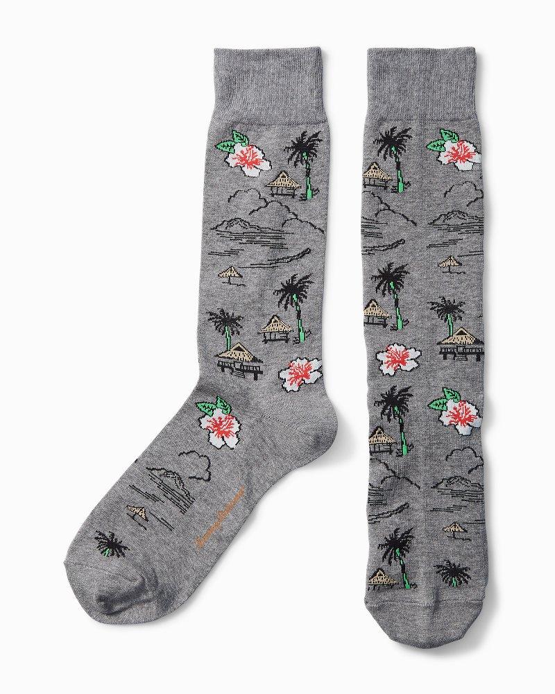 Isle Of Paradise Socks
