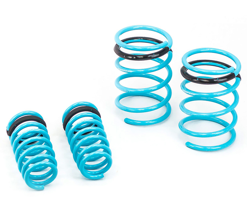 Godspeed Project LS-TS-II-0002 Traction-S Lowering Spring Kit Infiniti G37 RWD 2DR | 4DR 08-14
