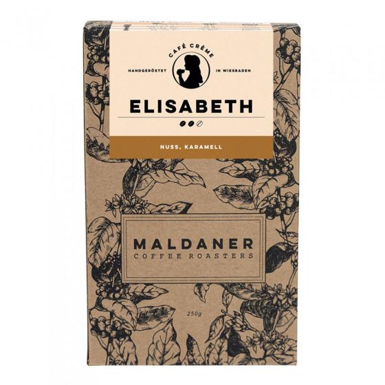 """Kaffeebohnen Maldaner Kaffeerosterei """"Elisabeth Espresso, 250g"""