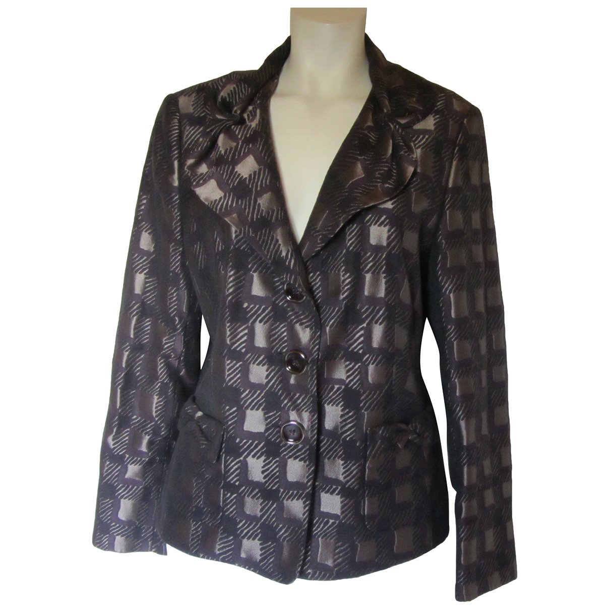 Basler \N Purple jacket for Women 44 FR