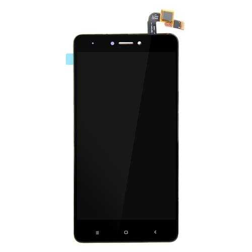 LCD & Digitizer Assembly Replacement For Xiaomi Redmi Note 4X (Grade P) - Black