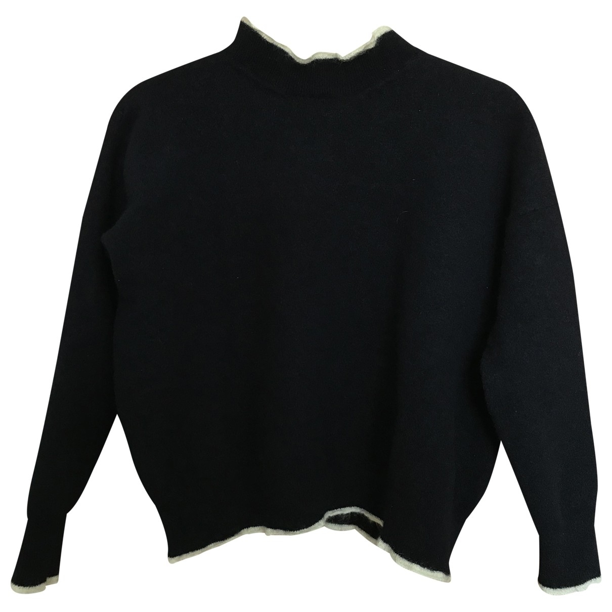Marni \N Navy Wool Knitwear for Women 36 IT