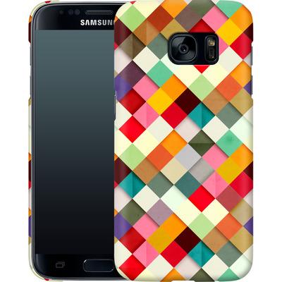 Samsung Galaxy S7 Smartphone Huelle - Pass This On von Danny Ivan