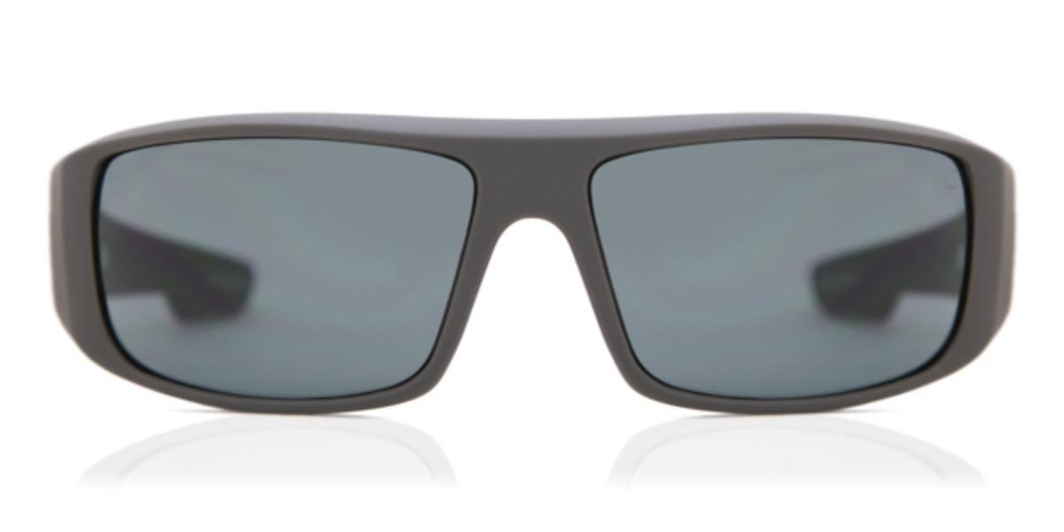 Spy LOGAN PRIMER GRAY - HAPPY GRAY GREEN Men's Sunglasses Grey Size 60