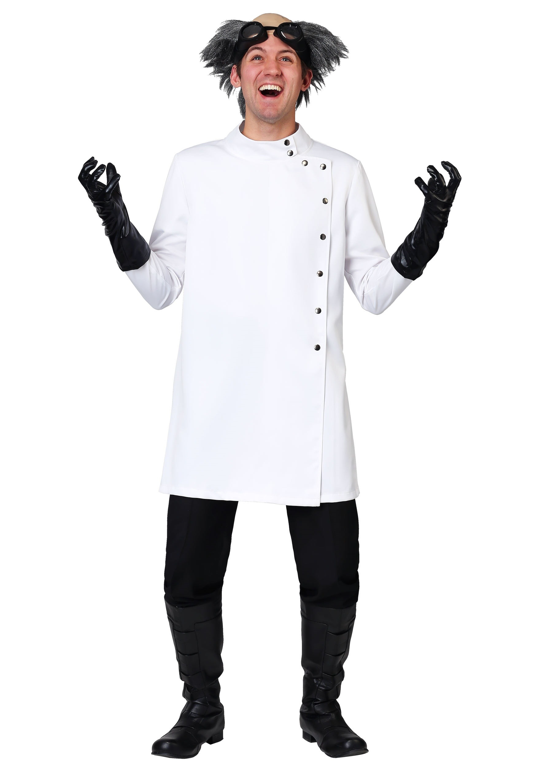 Mad Scientist Costume for Adults