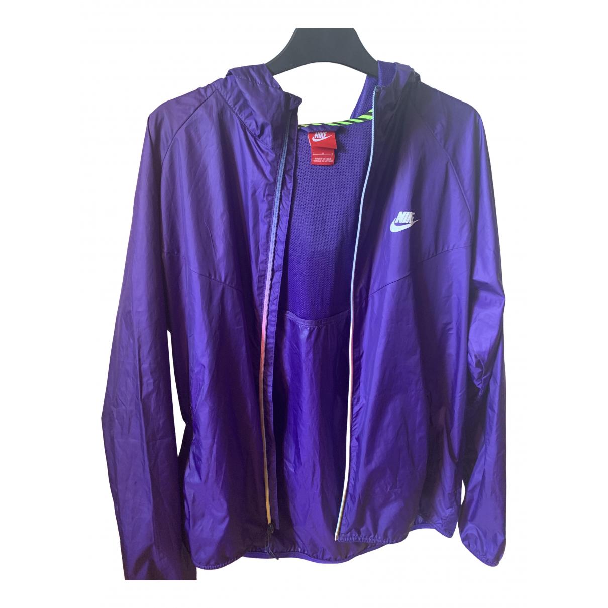 Nike - Vestes.Blousons   pour homme - violet
