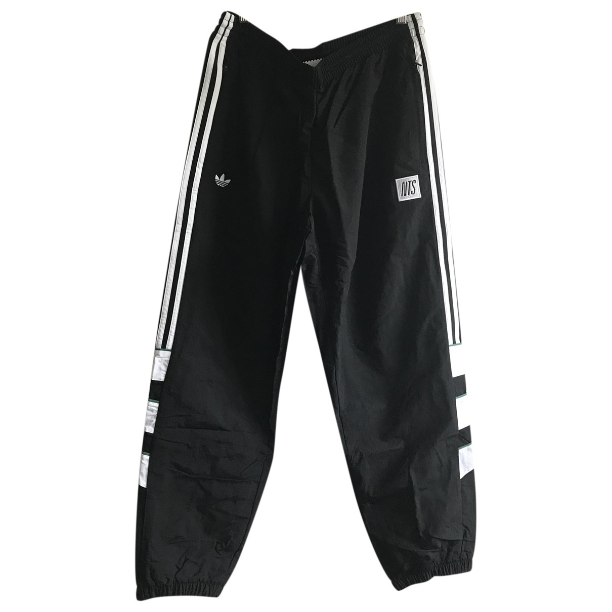 Adidas \N Black Trousers for Men L International