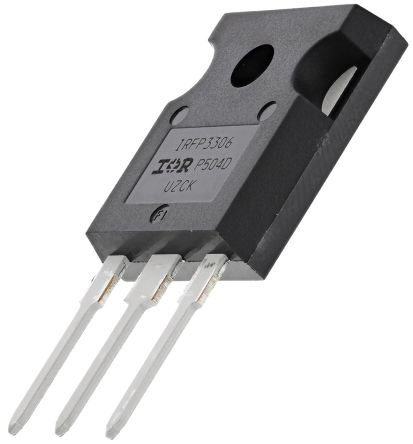 Infineon N-Channel MOSFET, 160 A, 60 V, 3-Pin TO-247AC  IRFP3306PBF (25)
