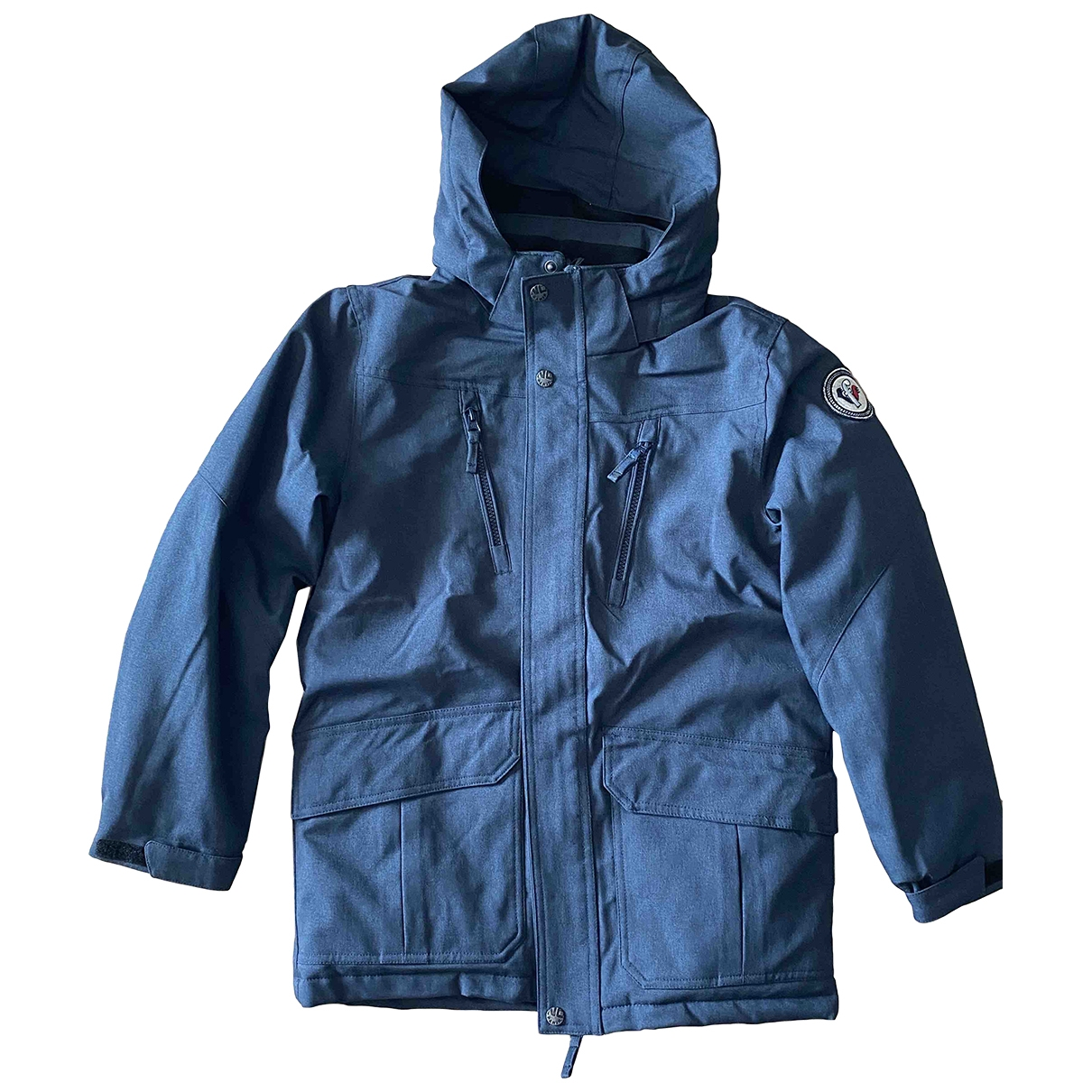 Fusalp \N Blue jacket & coat for Kids 12 years - XS FR