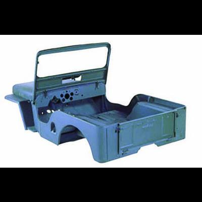 Omix-ADA Steel Body Kit - 12001.08