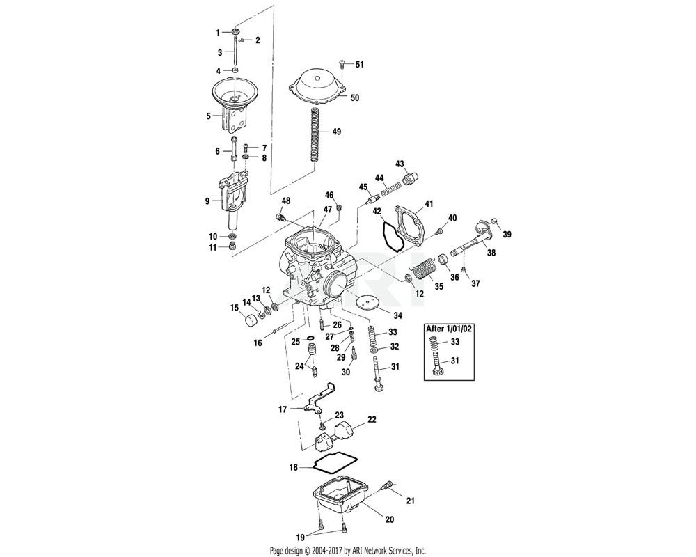 Polaris OEM 3131366 JET-NEEDLE(P-8) | (P-8)(If built before 1/01/02)