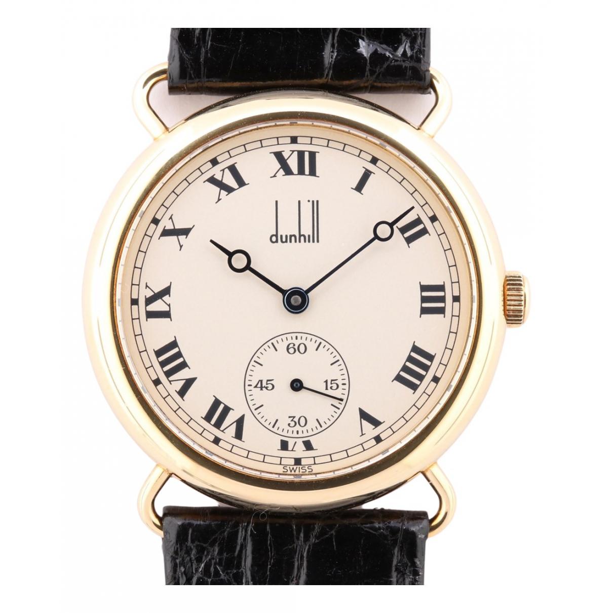 Reloj de Oro rosa Non Signe / Unsigned