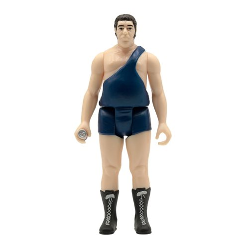 Andre The Giant 3 3/4-Inch ReAction Figure - Sling