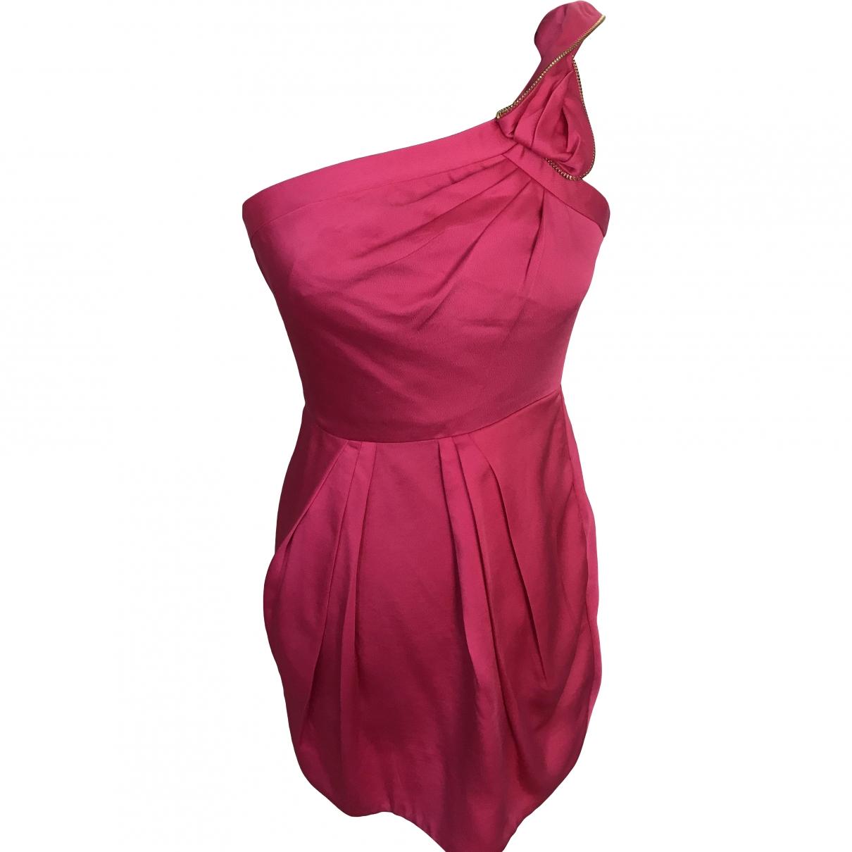 Bcbg Max Azria \N Pink dress for Women 0 0-5
