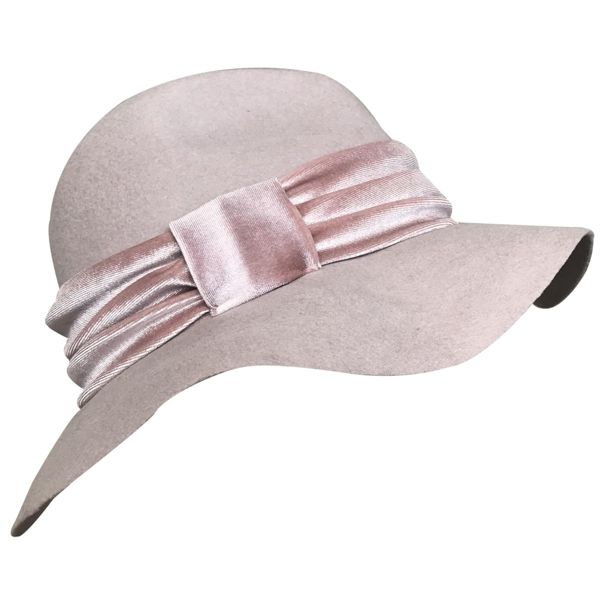 Sombrero de Lana Non Signe / Unsigned
