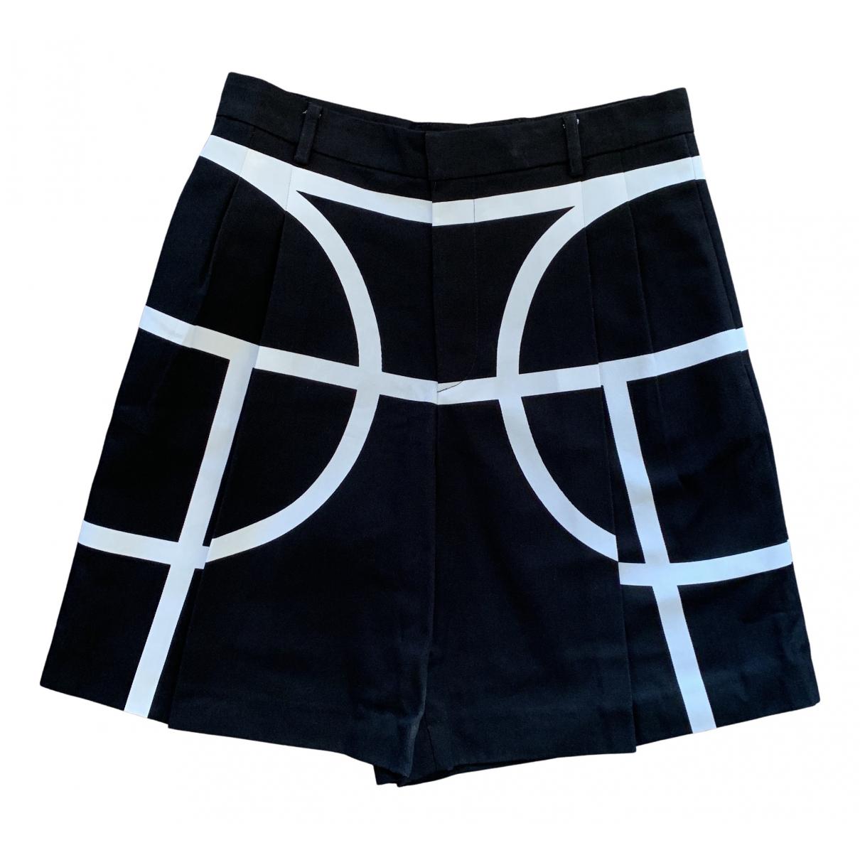 Givenchy - Short   pour homme en coton - noir