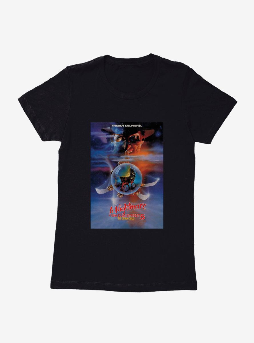 A Nightmare On Elm Street Dream Child Poster Womens T-Shirt