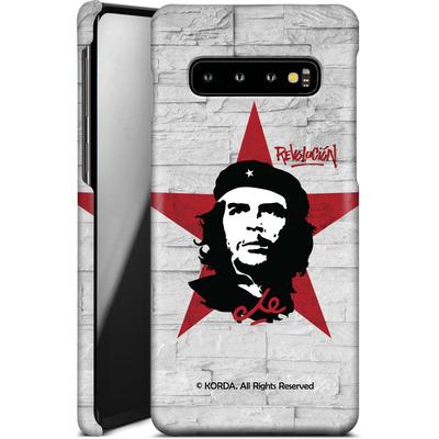 Samsung Galaxy S10 Smartphone Huelle - Revolucion von Che Guevara