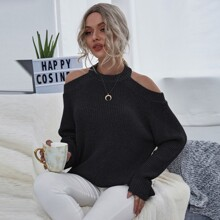 Jerseis Cut-out Liso Casual