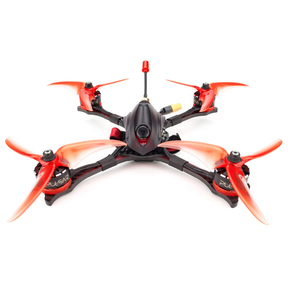 Emax Hawk PRO 5 Inch 4S FPV Racing Drone With F4 BF OSD FC 4in1 35A BLheli_32 ESC Pulsar 2306 2400KV Caddx Ratel Cam - BNF Version