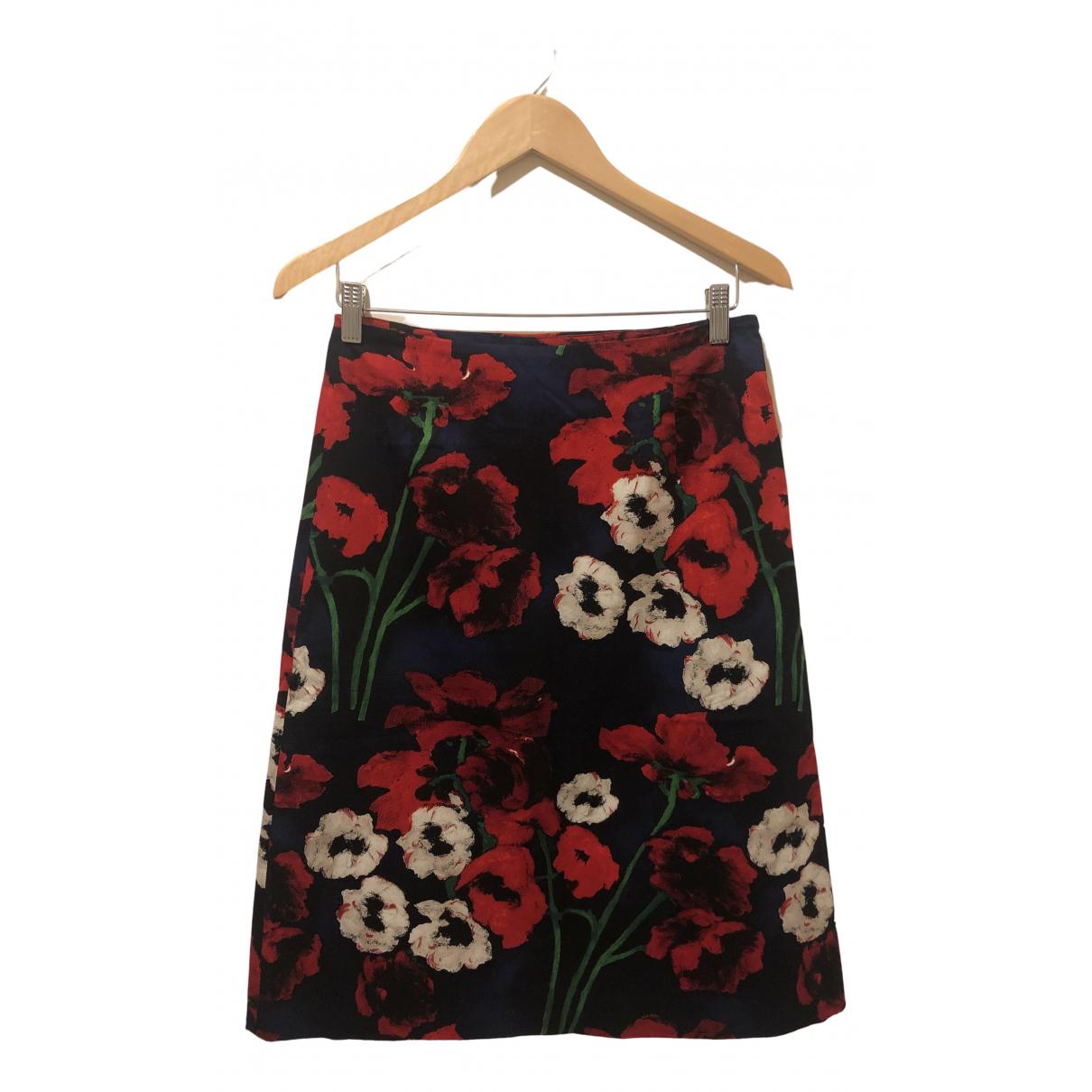 Samantha Sung \N Black Cotton skirt for Women 6 UK