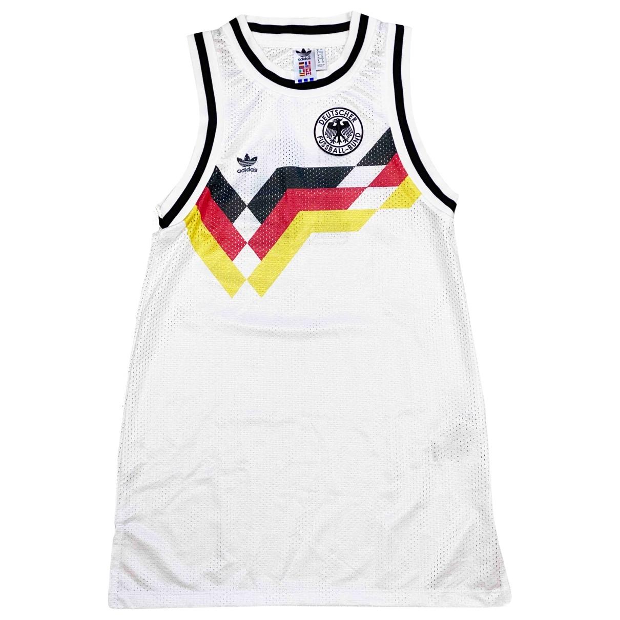Adidas - Robe   pour femme - multicolore