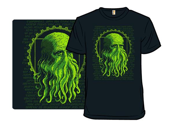 Leonardo Di Thulu T Shirt
