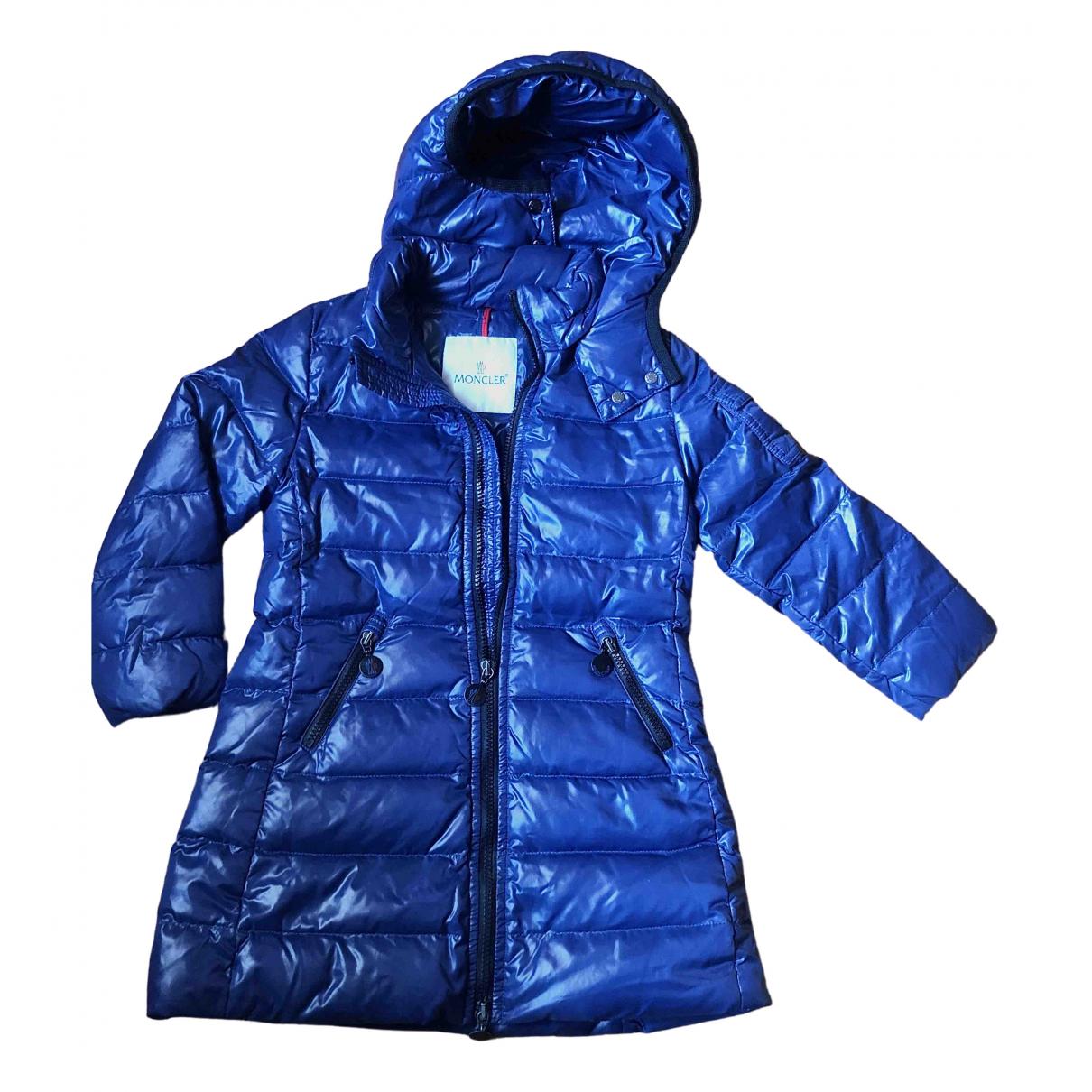 Moncler Hood Black jacket & coat for Kids 4 years - up to 102cm FR