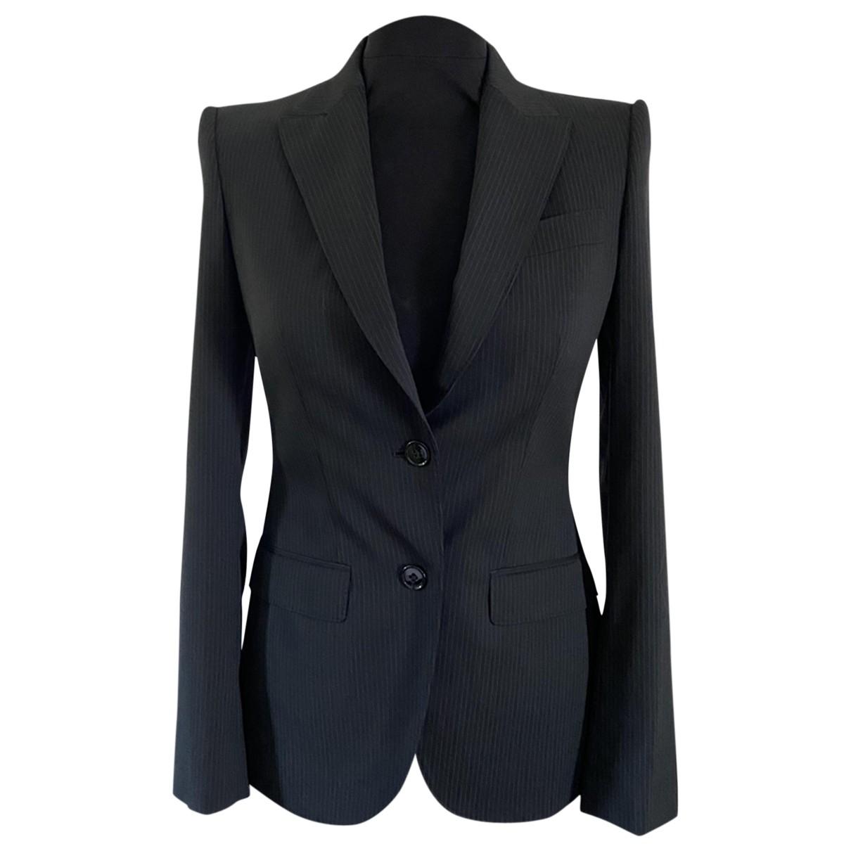 Dolce & Gabbana \N Grey jacket for Women 36 IT