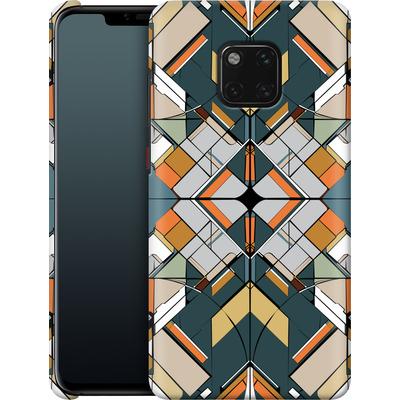 Huawei Mate 20 Pro Smartphone Huelle - Mosaic I von caseable Designs