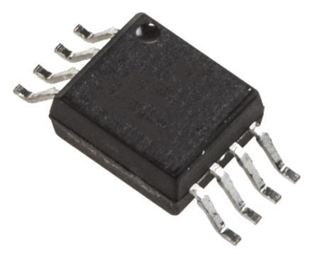 ROHM BR24L04FV-WE2, 4kbit EEPROM Memory 8-Pin SSOP I2C (20)