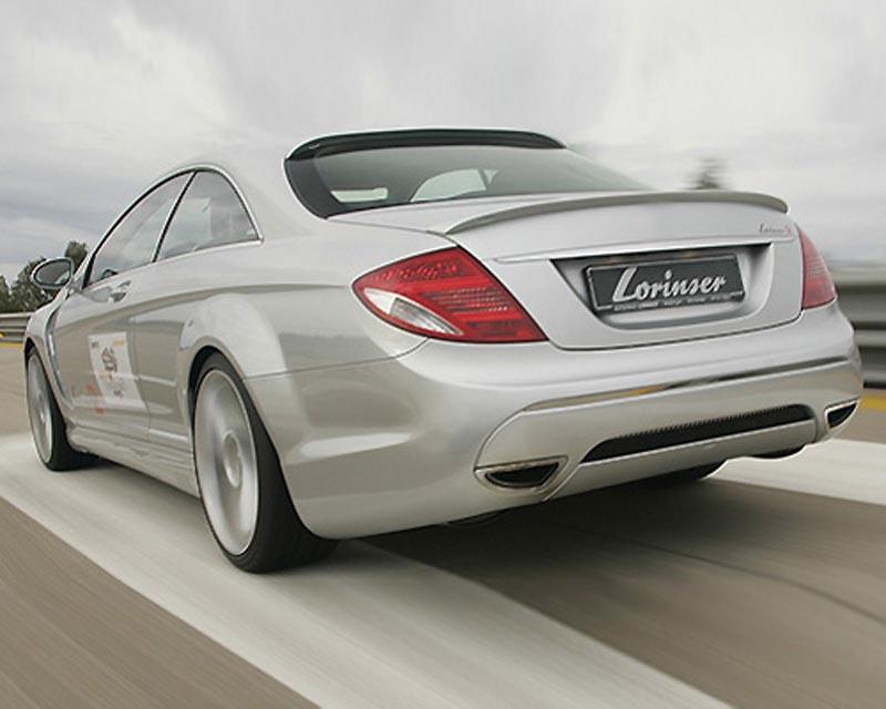 Lorinser 488 0216 70 Rear Roof Wing Mercedes-Benz CL-Class 07-12