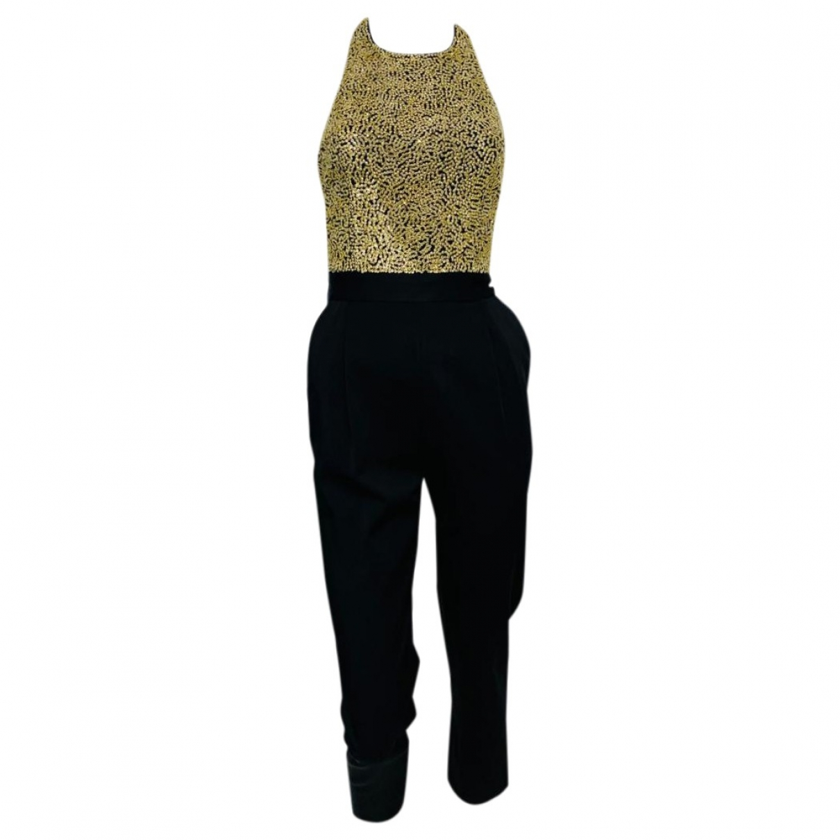 Alice & Olivia \N Black jumpsuit for Women 0 0-5