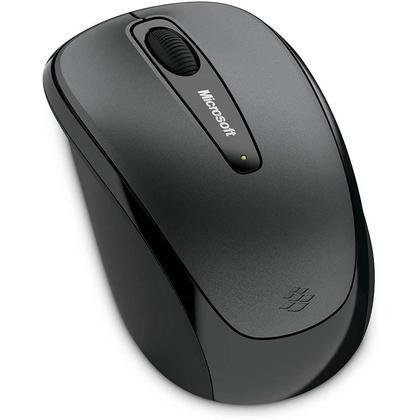Souris mobile sans fil Microsoft 5RH-00003 3500 pour entreprise, noir