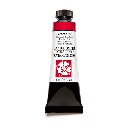 Daniel Smith Extra Fine™ Watercolor, 15 ml Paint in Perylene Red | Michaels®