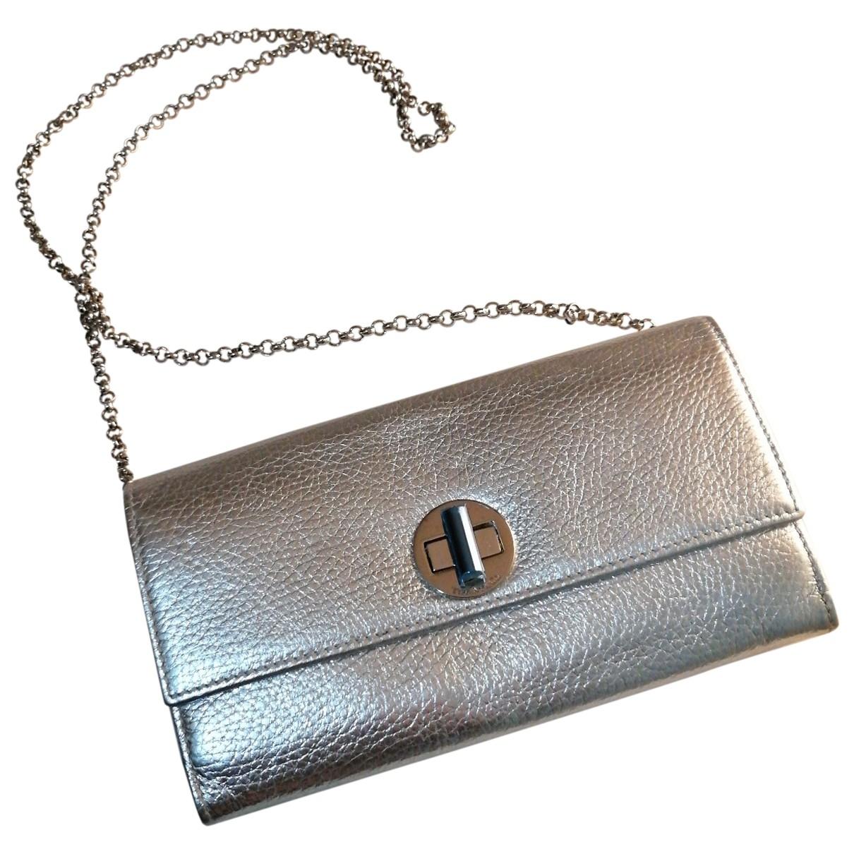 Pochette de Cuero Tiffany & Co