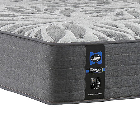 Sealy Posturepedic Plus Conifer Soft Mattress Only, One Size , Gray