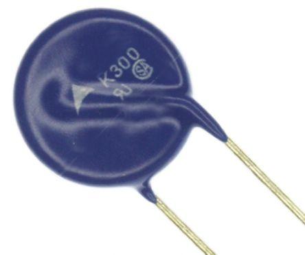 EPCOS , S20 Disc Varistor 600pF 10000A, Varistor 820V (10)
