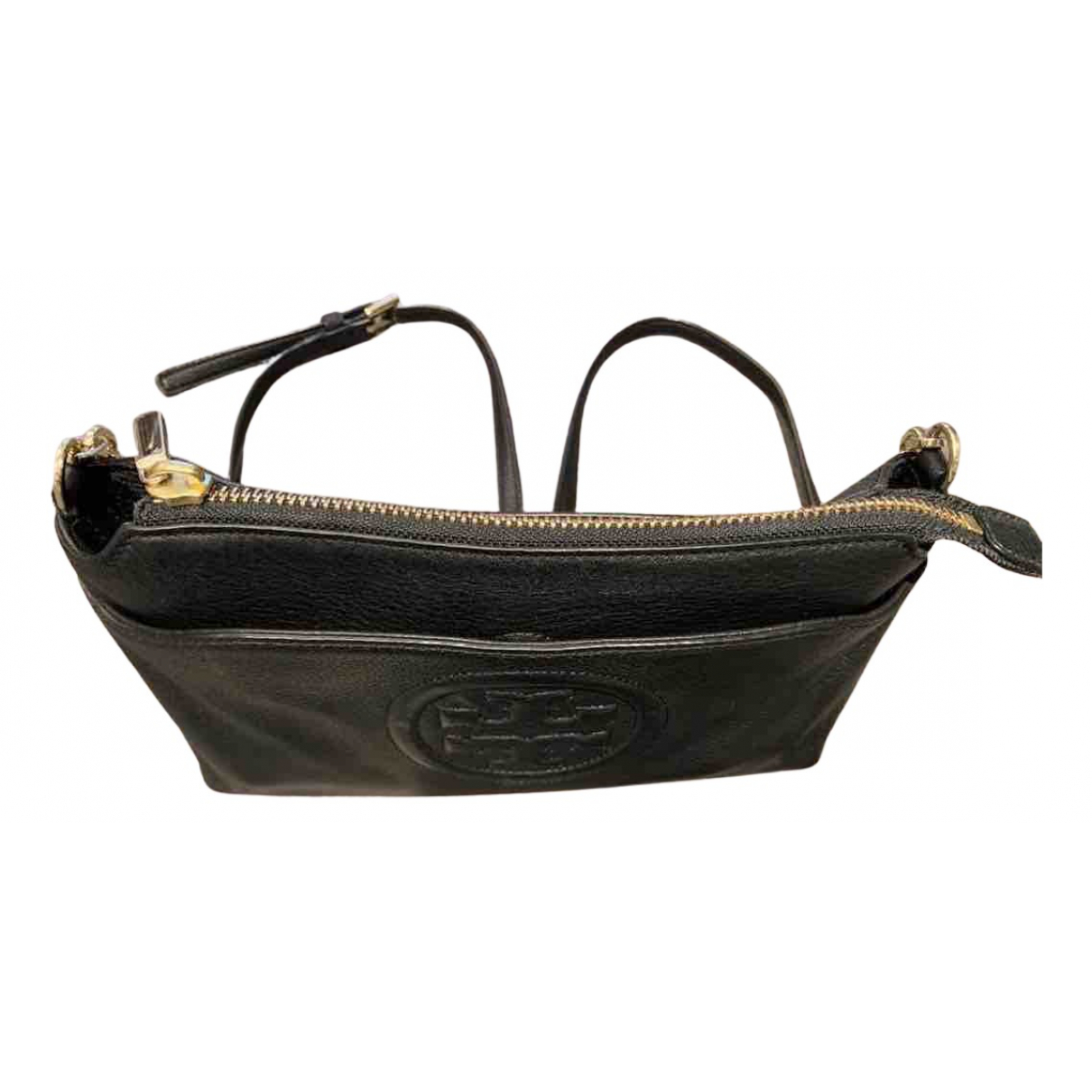 Tory Burch N Black Leather handbag for Women N