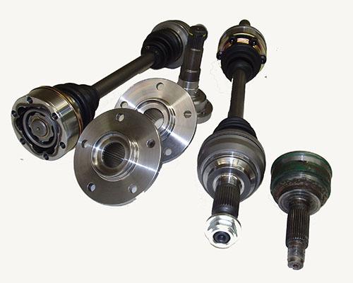 Driveshaft Shop MZ56 Complete Pro-Level Axle | Hub Kit Mazda RX-7 FD Turbo 1993-1995