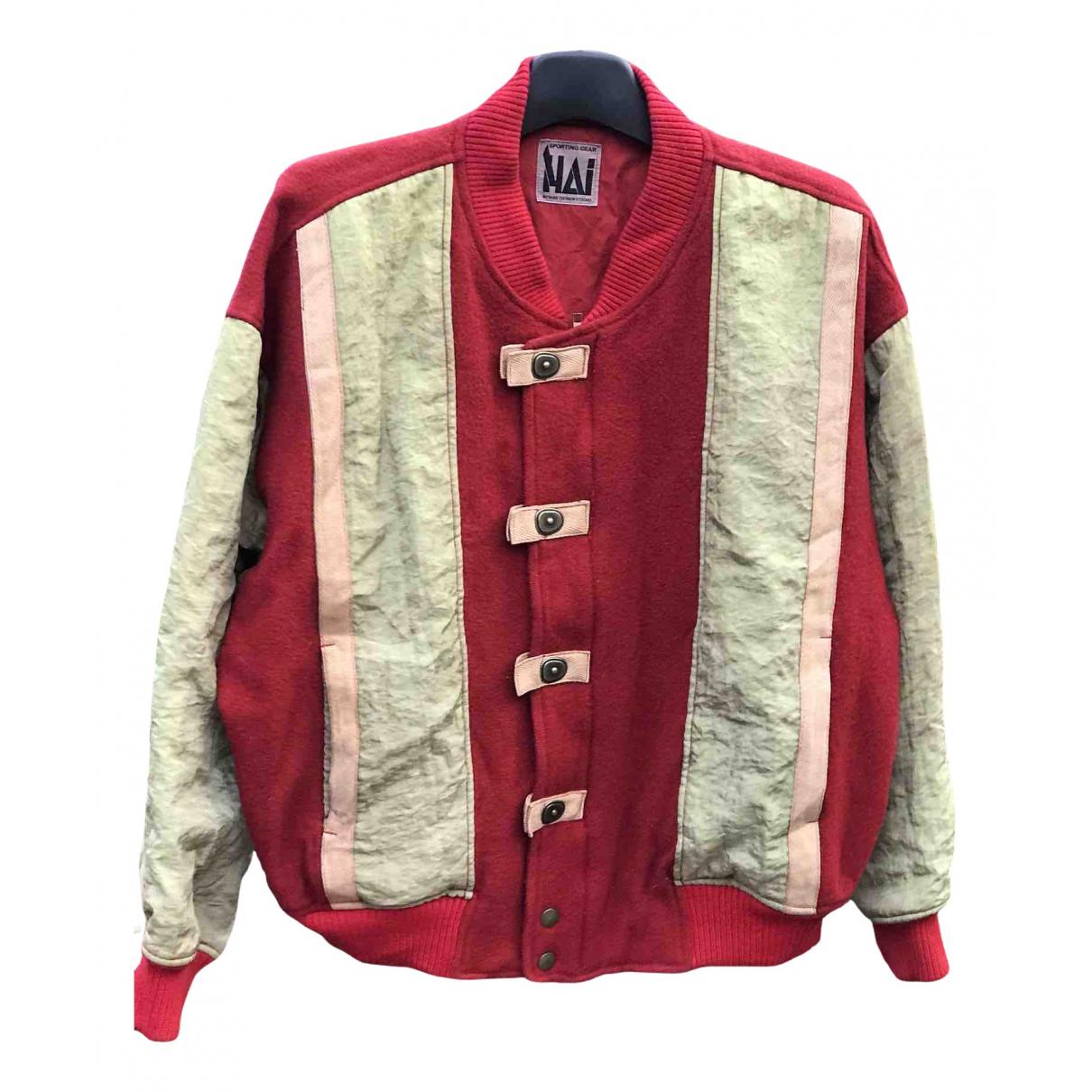 Issey Miyake N Multicolour Wool jacket  for Men M International