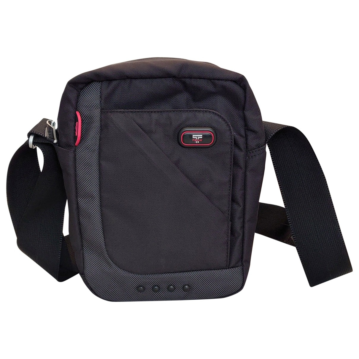 Tumi \N Black Cloth bag for Men \N