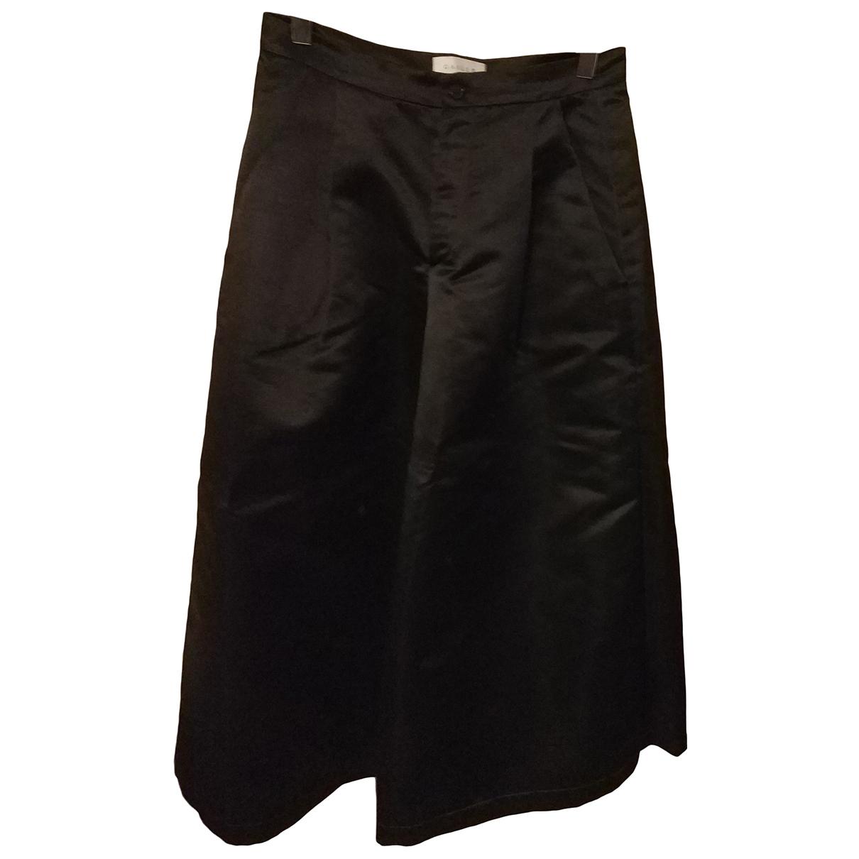 Gaelle Paris N Black Trousers for Women 1 0-5