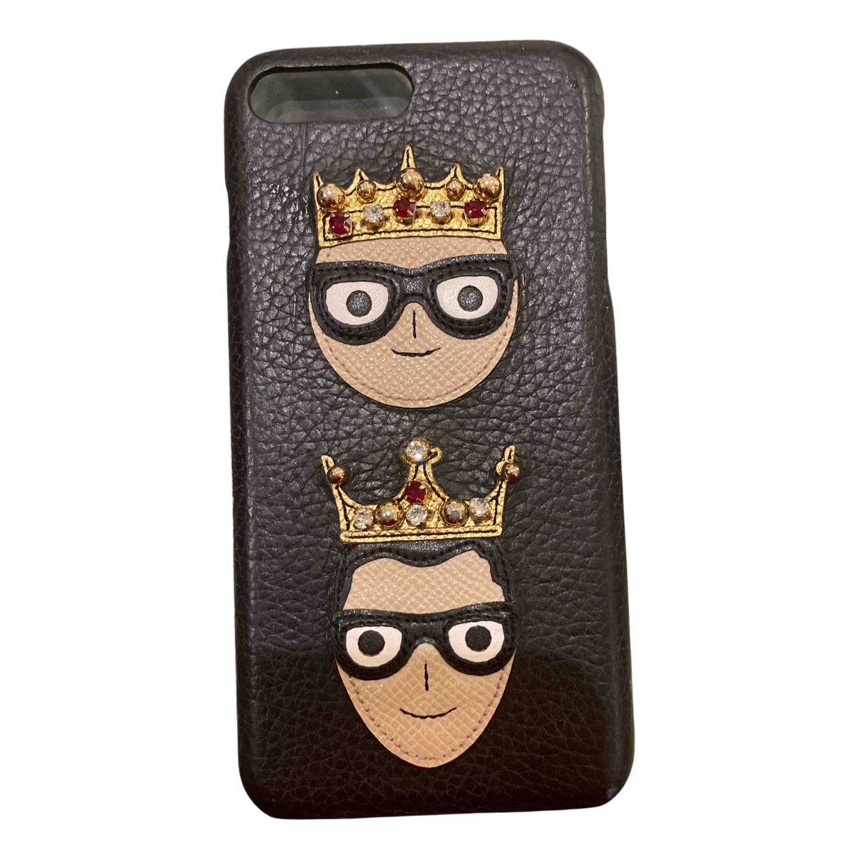 Funda iphone de Cuero Dolce & Gabbana