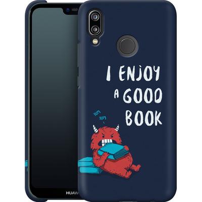 Huawei P20 Lite Smartphone Huelle - Good Book von Little Clyde