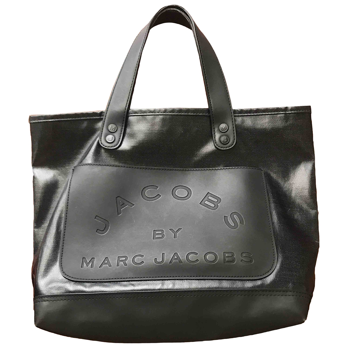 Marc By Marc Jacobs \N Black Denim - Jeans handbag for Women \N
