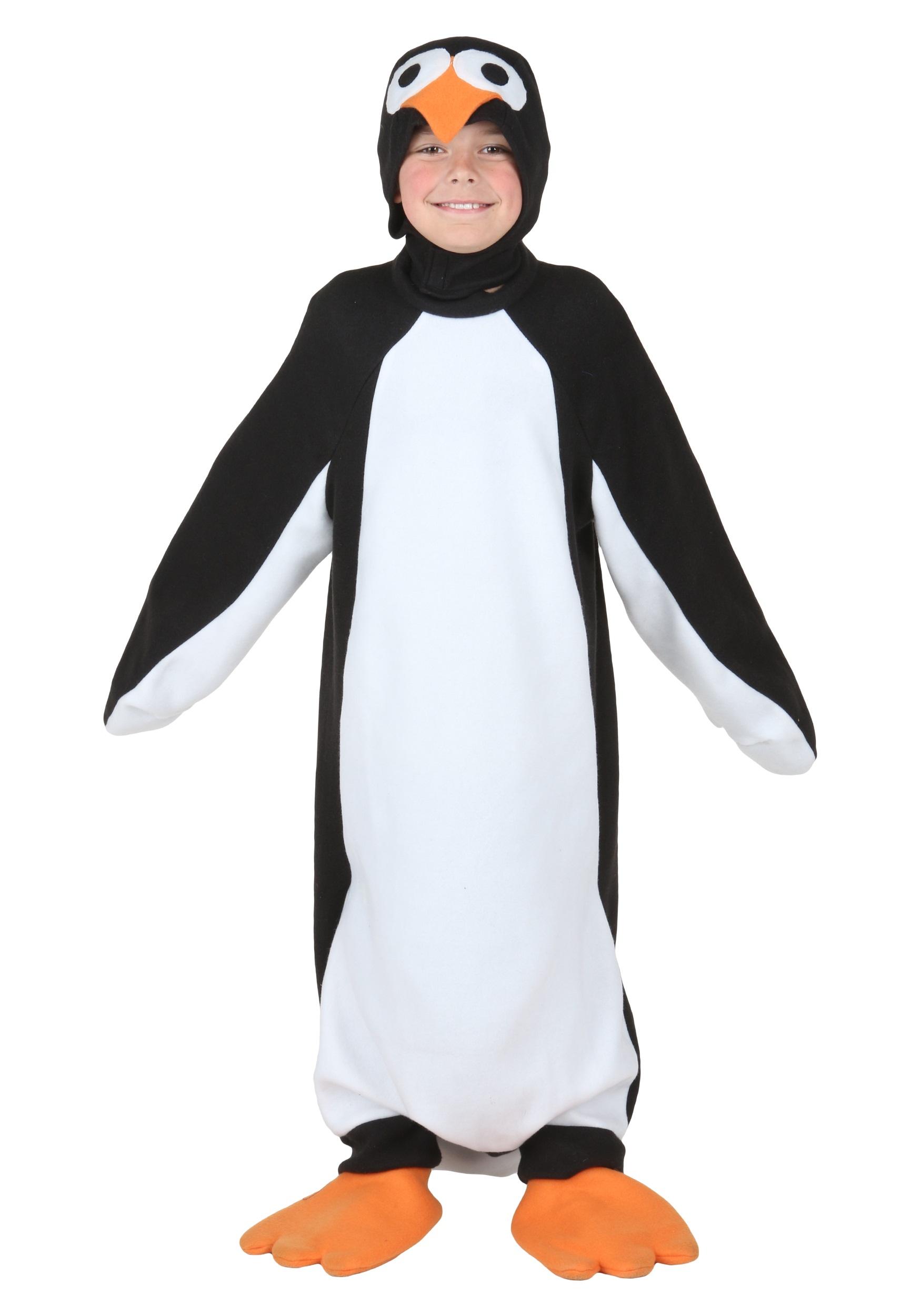 Happy Penguin Costume